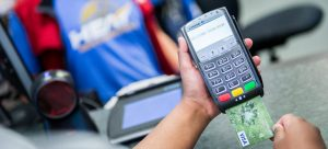 Credit & Debit now available at Recreation Customer Service.