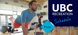 Spring/Summer 2018 Group Fitness Schedule now Available